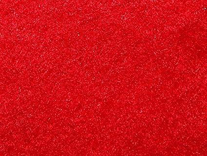 CORNFLOWER BLUE Acrylic Felt Baize Craft//Poker Fabric Material