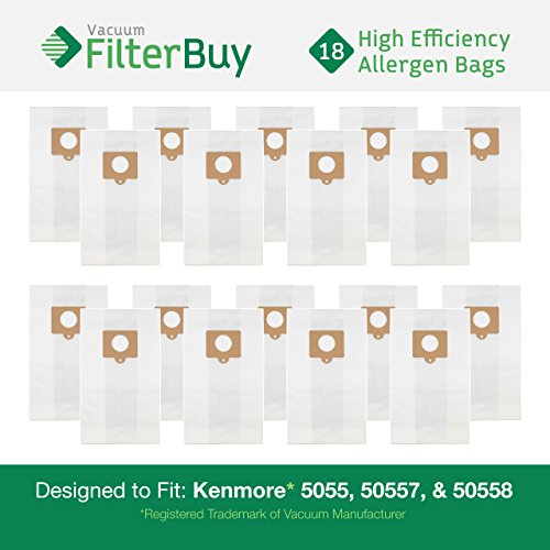 vacuum cleaner bags for kenmore - 9