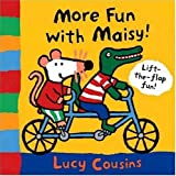 More Fun with Maisy!, Lucy Cousins, 0763626325