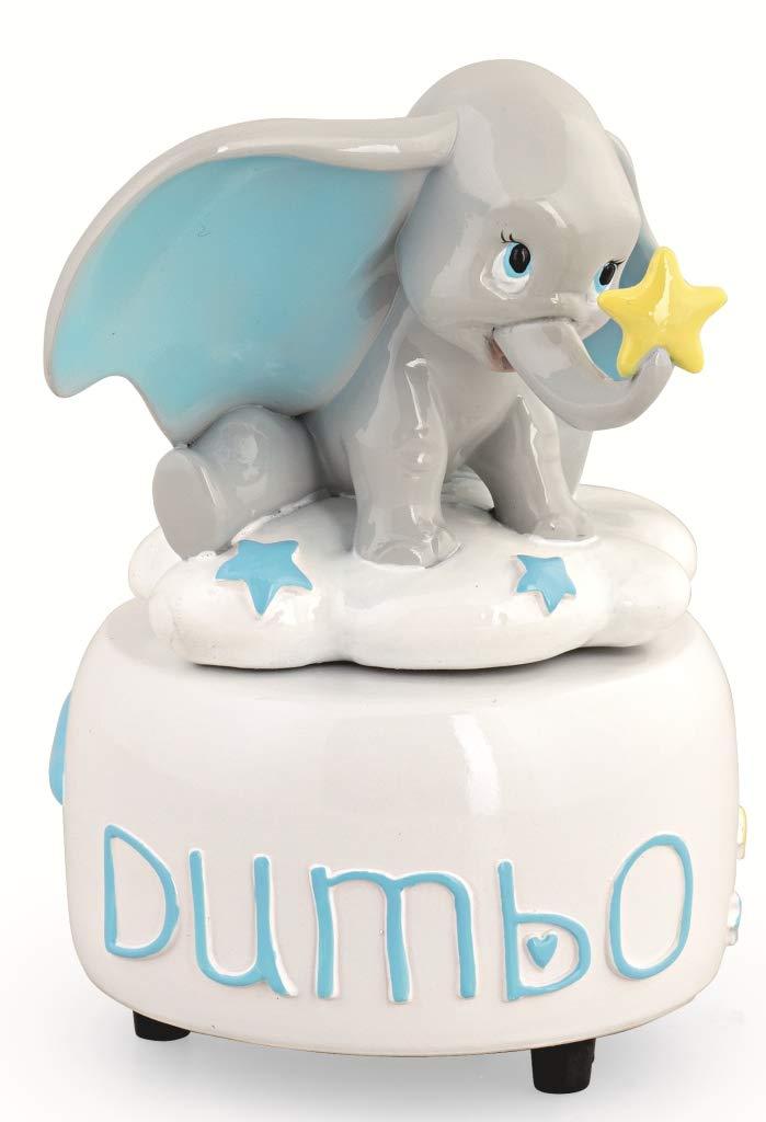 Carillon in Resina Disney Dumbo Celeste