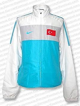 Nike - TURQUIA Chandal 09/10 Hombre Color: Celeste Talla: 2XL ...