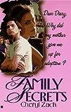 Family Secrets, Cheryl Zach, 0425152928