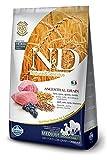 Cheap Farmina Natural And Delicious Ancestral Low-Grain Formula Dry Dog Food, 5.5-Pound, Lamb