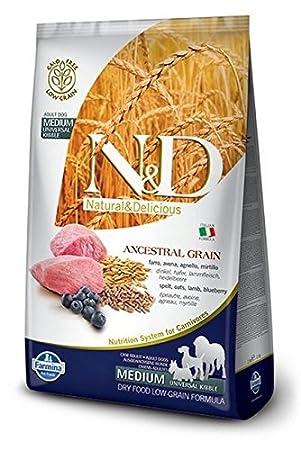 Farmina - Farmina N&D Cordero y Arandano Adult Medium Low Grain - 1069 - 2,