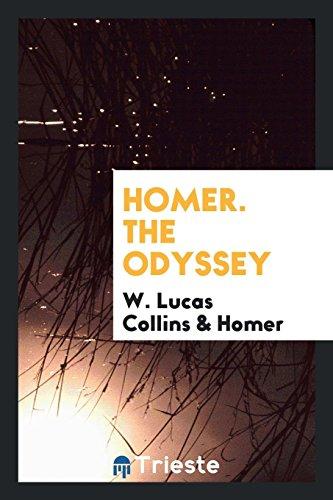Homer. The Odyssey
