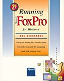 Running Microsoft FoxPro for Windows, Sal Ricciardi, 1556155530
