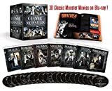 Universal Classic Monsters: Complete 30-Film Collection [Blu-ray]