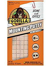 Gorilla Removable Mounting Putty