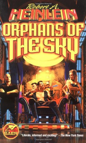 Book cover for Orphans of the Sky