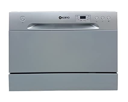 Koryo KDW496DS 6 Place Dishwasher Image