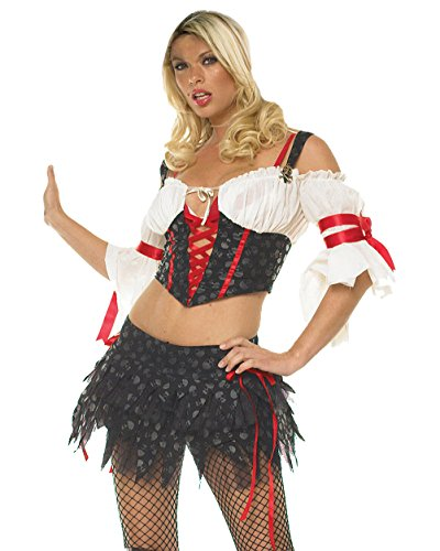 Marauder Pirate Costume - Marauder Pirate Costume - Large - Dress Size 12-14