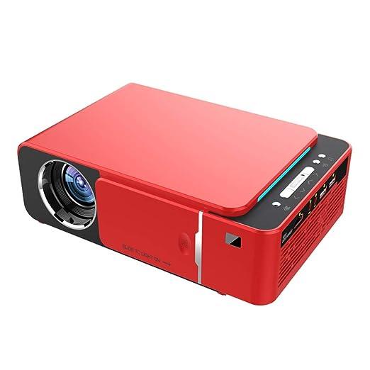 GMACCE Proyector de Negocios LCD/Proyector de Cine en casa ...