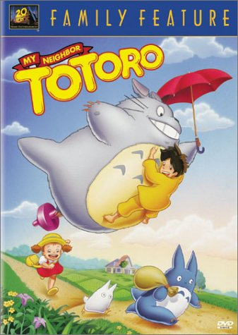 My Neighbor Totoro (Full Screen Edition) by 20th Century Fox