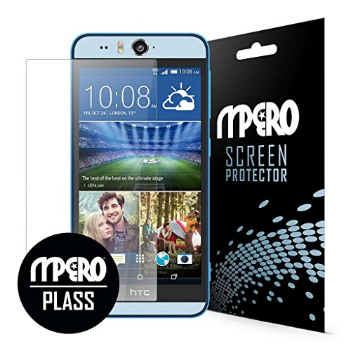 Tempered Glass Clear Screen Protector for Htc Desire Eye - 9