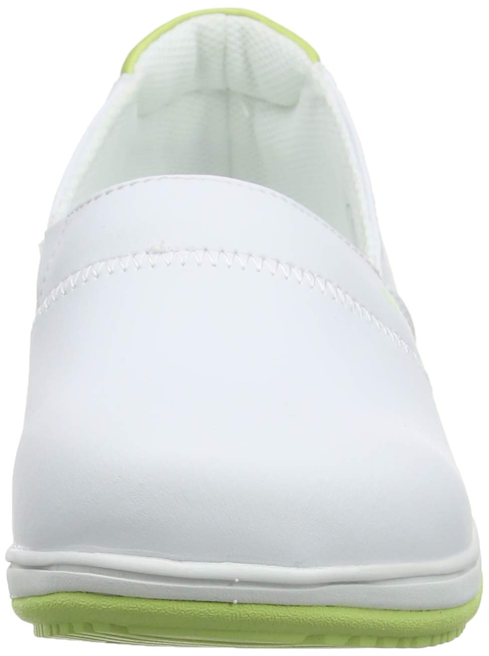 Lic 5.5 UK White 39 EU Oxypas Suzy Womens Safety Shoes