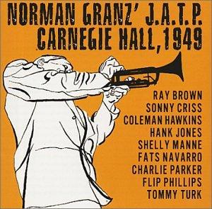 Norman Granz' JATP Carnegie Hall 1949 by Pablo