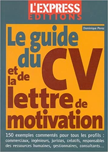 Télécharger Gratuitement Le Guide Du Cv Et De La Lettre