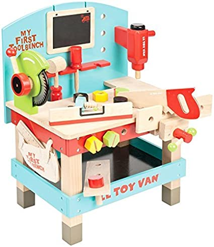 Excellent Amazon Com Le Toy Van My First Tool Bench By Le Toy Van Gamerscity Chair Design For Home Gamerscityorg