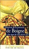 Mémoires de la comtesse de Boigne, tome 1 : Du règne de Louis XVI à 1820 par Louise-Eléonore-Charlotte-Adélaïde d'Osmond