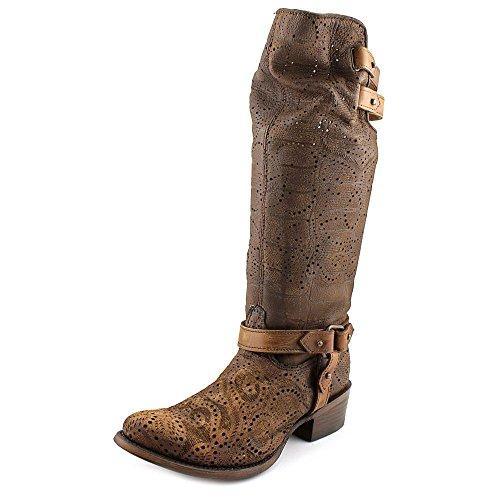 Corral C0039 Women US 7 Brown Western Boot