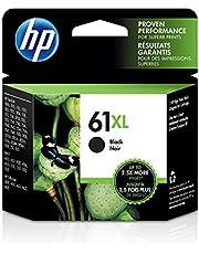 HP 61XL   Ink Cartridge   Black   CH563WN