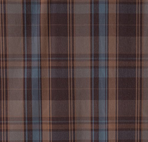 """North End Décor Buck Creek Plaid Room Darkening Curtain Panels, 2 Panels (48"""" x 84"""" each) Included"""