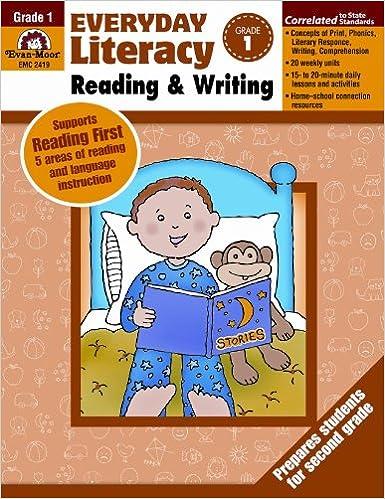 Como Descargar U Torrent Everyday Literacy Lessons R & W, Grade 1 Gratis Formato Epub