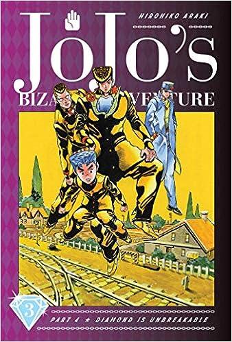 JoJo/'s Bizarre Adventure Vol.4