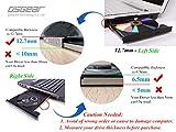 OSGEAR Internal Thick 12.7mm SATA 8x DVDRW CD DVD