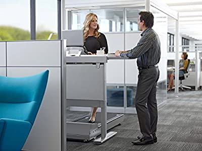 Steelcase Walkstation: Height Adjustable - Treadmill Desk