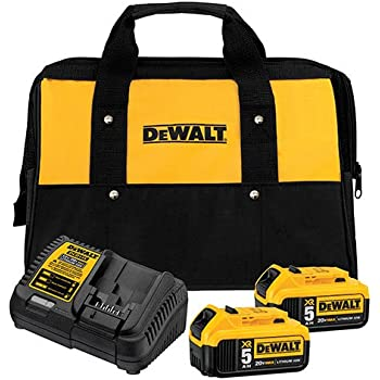 Amazon Com Dewalt Dcb406 40v 6ah Battery Pack Garden