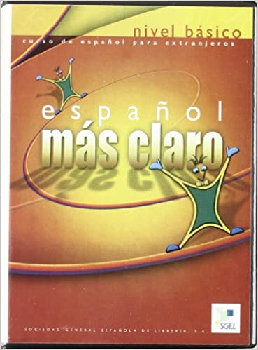 Espanol Mas Claro: Casetes Audio 1 (2) (Spanish Edition): 9788471439567: Amazon.com: Books