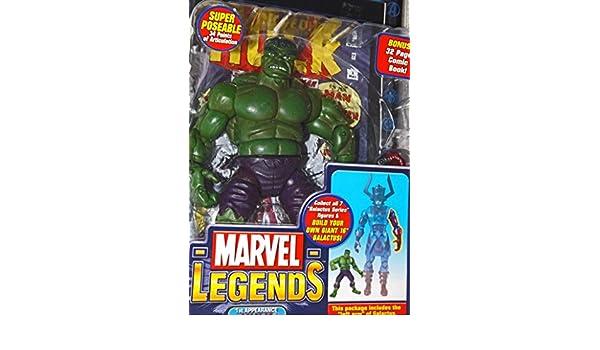 Marvel Legends Series 9 1st Appearance Grey Hulk (Variant ...