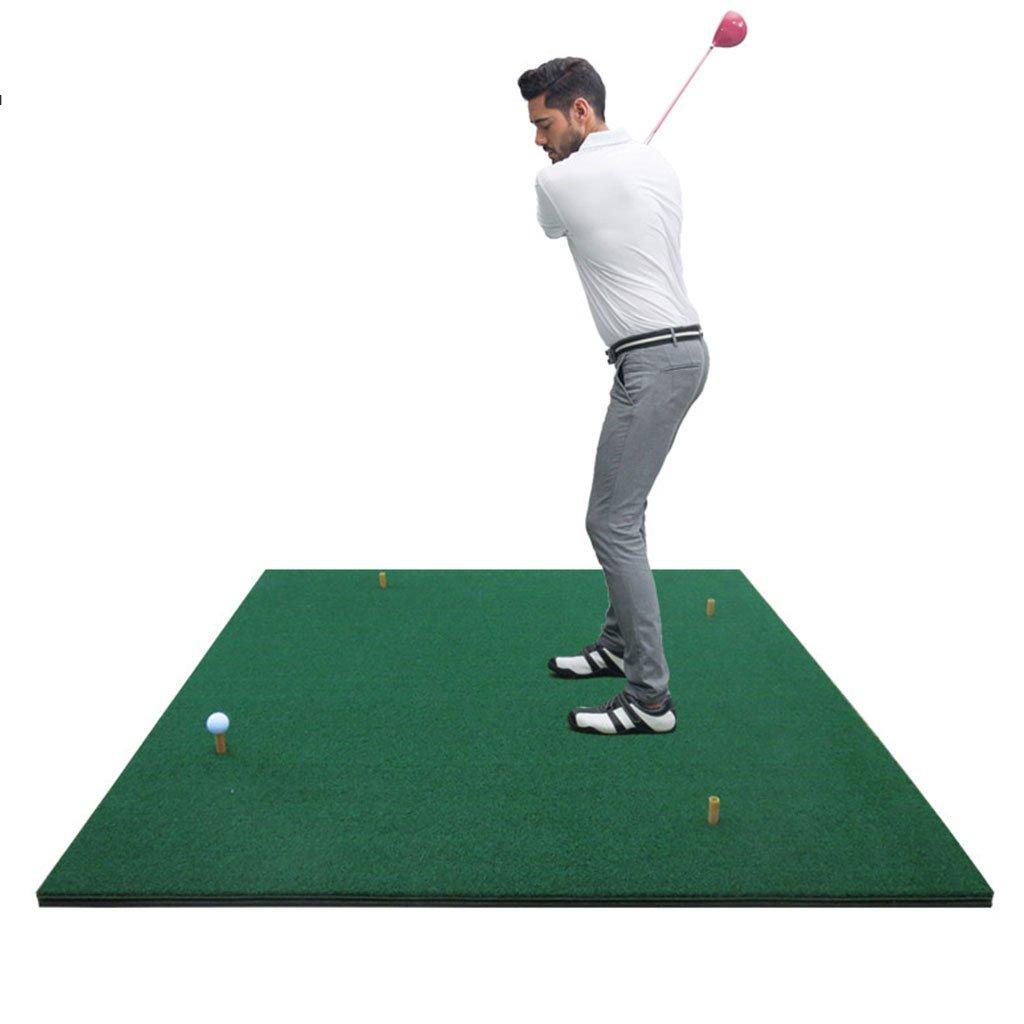 LEI ZE JUN UK- Golf Training Hitting Pad Indoor Outdoor ...