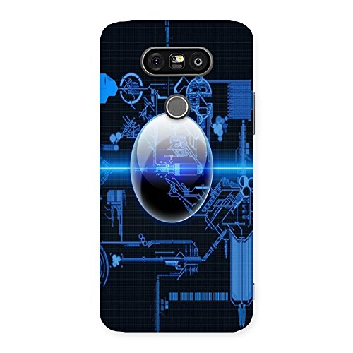 Internal Machine Design Back Case Cover for Lg G5: Amazon in