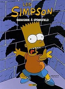 """Afficher """"Les Simpson n° 1 Bienvenue à Springfield"""""""