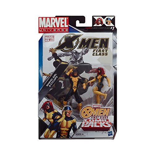 marvel action figure pack - 7