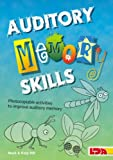 Auditory Memory Skills by Hill, Mark, Hill, Katy