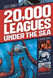 20,000 Leagues Under the Sea (Graphic Revolve: Common Core Editions) by Verne, Jules, Fuentes, Benny (2014) Paperback