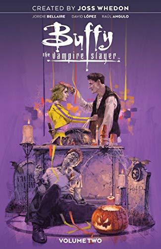 Buffy the Vampire Slayer Vol. 2 (2) from BOOM! Studios