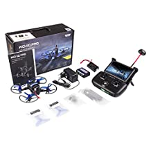 Weyland WD110 PRO Quadcopter Racing Drone Kit with Devo f8S(s) Remote Control & Fpv Monitor/F3 Fight Control/Fpv Camera/Video Transmitter