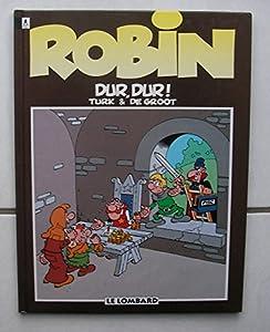 "Afficher ""Robin Dubois n° 8 Dur, dur !"""