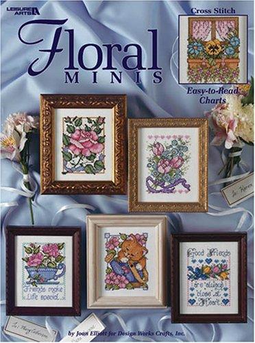 Floral Minis (Leisure Arts #3306)