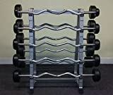 PowerFit EZ Curl Barbell Set