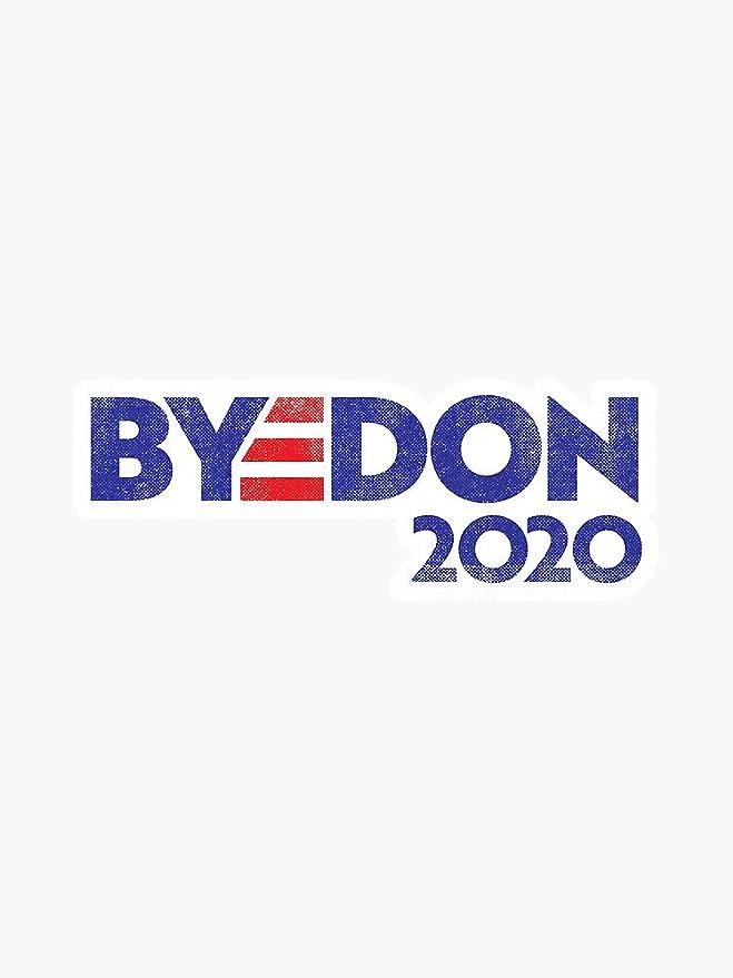 5 pack BIDEN 2020 Joe Biden For President Vinyl Bumper Sticker Decal
