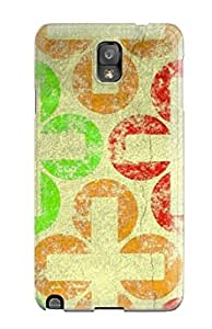Galaxy Note 3 Case Cover Skin : Premium High Quality Colorful Pattern Vector Case