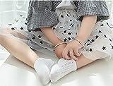 VWU 5 Pack Baby Girls Boys Thin Mesh Ankle Socks