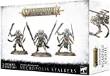 Games Workshop Warhammer 40,000: OSSIARCH BONEREAPERS Necropolis STALKERS