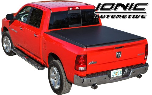 Ionic Roll Up Tonneau Truck Bed Cover 1997-2003 Ford F150 w/o Flareside Bed, 6.5 FT Bed Flareside 6.5' Bed