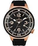 Kienzle Herren-Armbanduhr POSEIDON XL Analog  Quarz Silikon K2031033253-00388